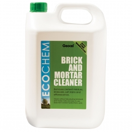 Ecochem Brick & Mortar Cleaner 5l