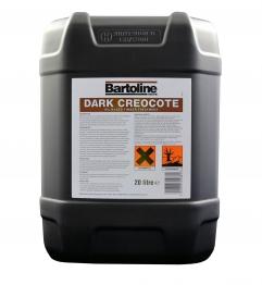 Bartoline Creocote Dark Brown 20l