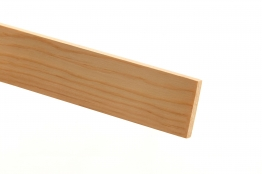 Burbidge Strip Wood Pine 4mm X 28mm X 2.4m