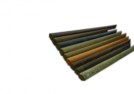 Quadrant Beading - Match For Travertine Effect Laminate Flooring 12mm X 2.6m