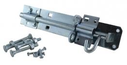 4trade Padbolt Galvanised 203mm