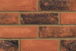 Chelsea Smoke Red Brick 65mm