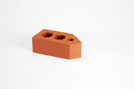 Terca Brick Red 45 Deg Squint 65mm An1.2