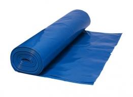 Visqueen Polythene Damp Proof Membrane Pifa Blue 4m X 12.5m 500mu