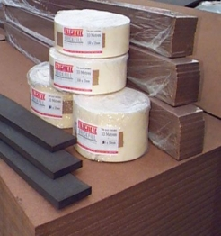 Fillcrete Fillaboard Expansion Joint Strip 12mm X 150mm X 2440mm