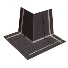 Manthorpe Horizontal External Corner Cavity Tray