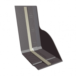 Manthorpe Horizontal Stop End Right Hand Cavity Tray