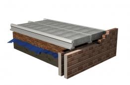 Concrete Floor Beam 4.2m