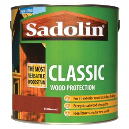 Sadolin Classic Wood Protection Redwood 2.5l