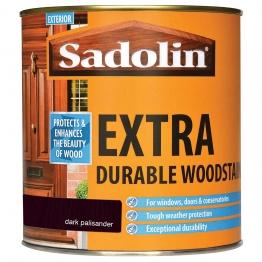 Sadolin Extra Durable Woodstain Dark Palisander 1 Litre