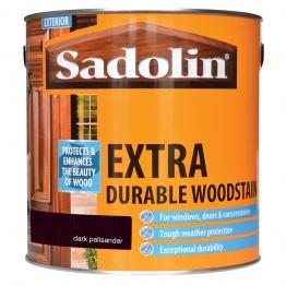 Sadolin Extra Durable Woodstain Dark Palisander 2.5 Litre