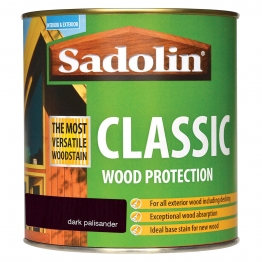 Sadolin Classic Wood Protection Dark Palisander 1l