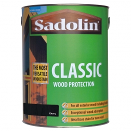 Sadolin Classic Wood Protection Ebony 5l