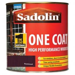 Sadolin Advance One Coat Rosewood 1 Litre