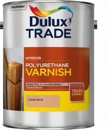 Dulux Polyurethane Varnish Satin 5 Litre