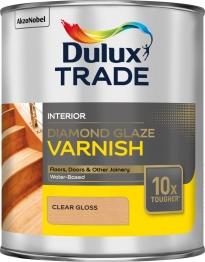 Dulux Diamond Glaze Gloss 1l