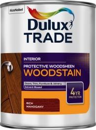 Dulux Protective Woodsheen Rich Mahogany 1 Litre