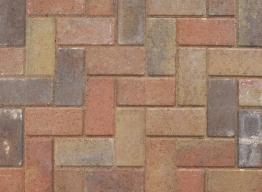 Marshalls Standard Concrete Block Paving 50mm Sunrise (dalestone)