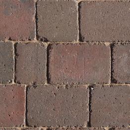 Bradstone Woburn Rumbled Concrete Block Paving Rustic 100mm X 134mm X 50mm