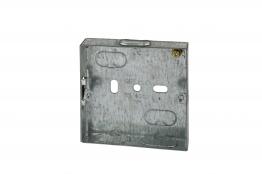 4trade Metal Box 1 Gang 16mm