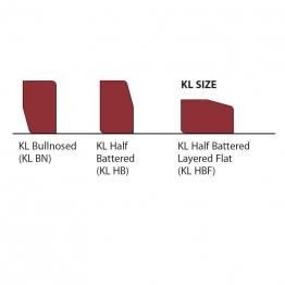 Marshalls Keykerb Large Kl Brindle 200mm X 100mm X 127mm