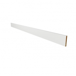 Tp Dakota / Ohio White And Cream Continuous Plinth 2600 Mm