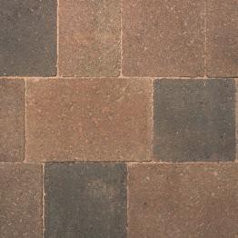Bradstone Woburn Original Concrete Block Paving Rustic 200mm X 134mm X 50mm