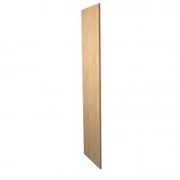 Tp Oakmont Or Tulsa Natural Oak Effect Decor Tall Panel 18mm