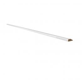 Tp Orlando White / Madison White Contemporary Cornice 2600mm