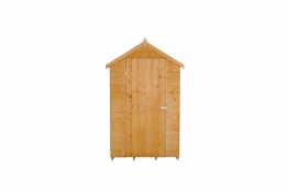 Shiplap Dip Treated Apex Shed No Windows 1219mm X 914mm