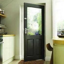 Hardwood 2xg Unglazed Door 2032mm X 813mm X 44mm