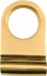 4trade Brass Cylinder Door Pull