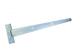 4trade Zinc Plated Medium T Hinge 450mm