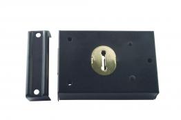 4trade Rim Deadlock Black 76mm X 102mm