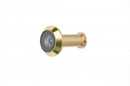 4trade Door Viewer Brass 160 Degrees