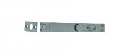 4trade Flush Bolt Satin Anodised Aluminium 150mm X 20mm