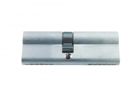 4trade Double Cylinder Euro Profile Satin 45mm X 55mm