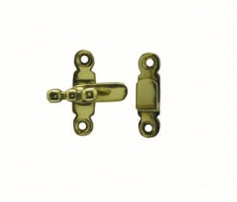 4trade Cupboard Catch 38mm Brass