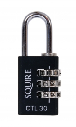 Squire 40mm Tough Lock Combination Csl40