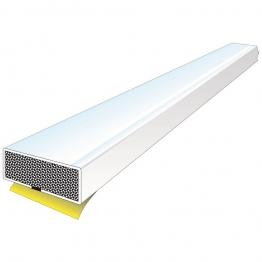 Fire Seal 15 X 4mm Plain 2.1m Length White Fd181