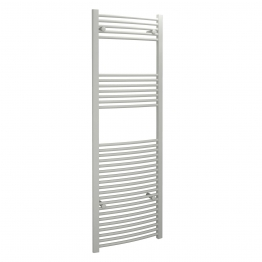 Iflo 25 Mm Straight Towel Rail Chrome 750 X 600 Mm