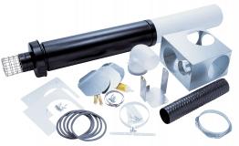 Worcester Bosch 7716190044 Greenstar Oil Boiler Oilfit Vertical Balance Flue Kit
