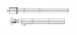 Grant Vtk0690200 90-200 Vertical Balanced Flue 26-58kw Flue