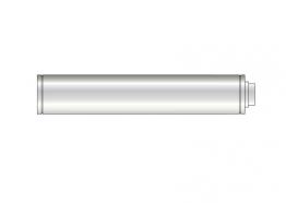 Grant Extk11950/90 50-90 Vertical Balanced Flue High Level Extension