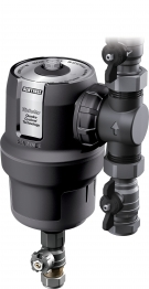 Sentinel Eliminator Inline System Filter 22mm With Cyclone And Magnet Technology