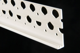 K Rend 15mm Stop Bead 2.5m White Ksb15w