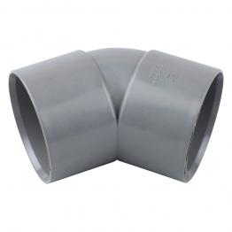 Osmaweld 2z163g Bend 45┬░ 50mm Grey