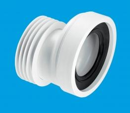 Mcalpine Wc-con4 Offset Rigid Wc Connector