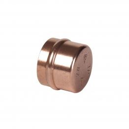 Conex Stop End Copper 22mm