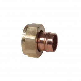 Straight Tap Connector Tp62 15mm X 1/2in